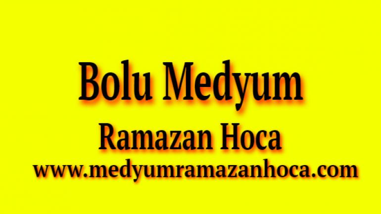 Bolu Medyum Ramazan Hoca