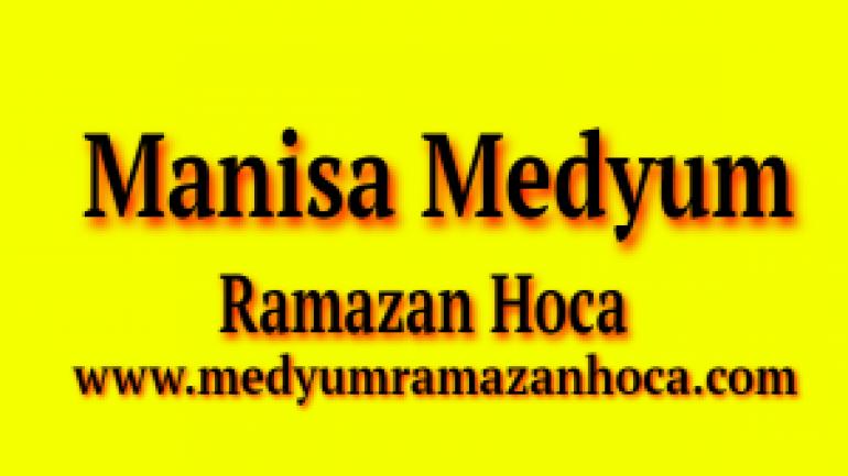 Manisa Medyum Ramazan Hoca