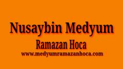 Nusaybin Medyum Ramazan Hoca