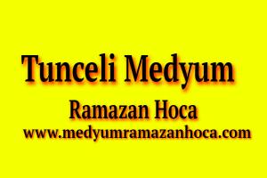 Tunceli Medyum Ramazan Hoca