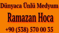 İsveç Medyum Ramazan Hoca